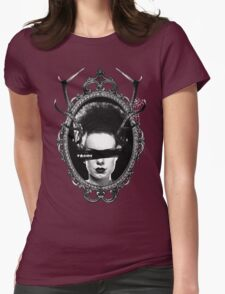 Trophy Wife Womens Fitted T-Shirt