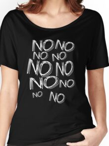 Slenderman Note Women's Relaxed Fit T-Shirt