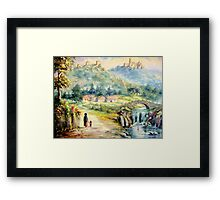 this glorious eden, called Sintra.. Framed Print