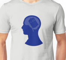 One Track Mind- Doctor Who Unisex T-Shirt