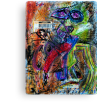 Face Cleanser Canvas Print