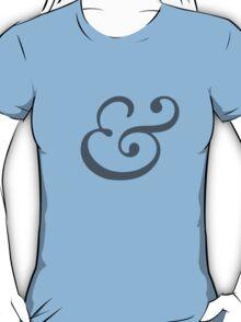 Ampersand (darker) T-Shirt