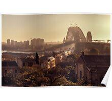 The Rocks, Sydney Australia Poster