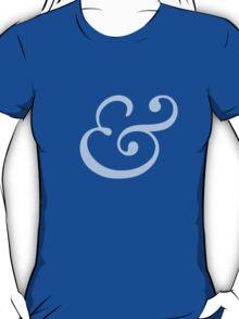 Ampersand (whiter) T-Shirt