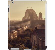 The Rocks, Sydney Australia iPad Case/Skin
