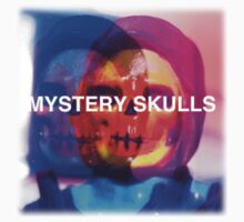 Mystery Skulls Kids Clothes