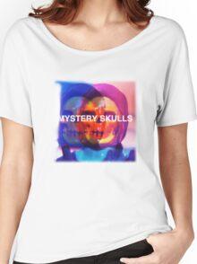 Mystery Skulls Women's Relaxed Fit T-Shirt