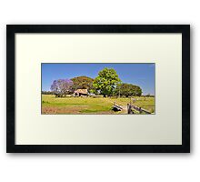 Once Upon A Home Framed Print