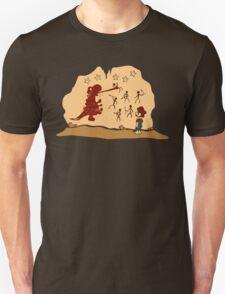 Mario Cave Paint T-Shirt
