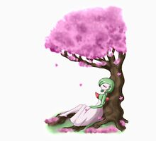 Cherry Blossom Goddess Unisex T-Shirt
