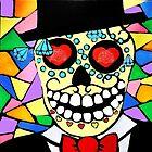 Skeleton groom by Trent Shy