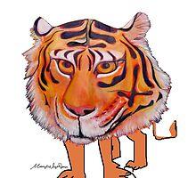 Tiger by Maryevelyn Jones