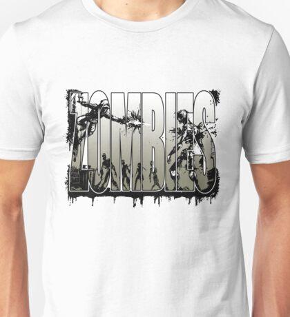 Bruyn - Zombies 03 Unisex T-Shirt