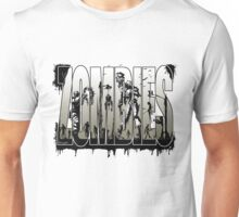 Bruyn - Zombies 06 Unisex T-Shirt