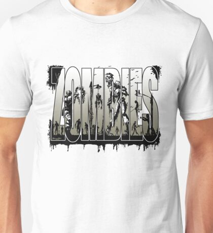 Bruyn - Zombies 06 Unisex T-Shirt