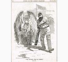 50 years of W G Grace punch cartoon 1898 T-Shirt