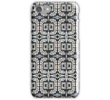 Bling Squares Pattern iPhone Case/Skin