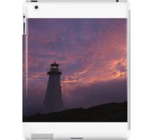 Beacon; Cape Spear Sunrise iPad Case/Skin