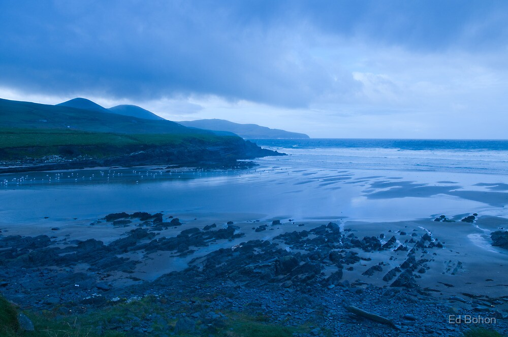 St. Finan's Bay, County Kerry, Ireland by Ed Bohon