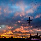 Technicolor Sundown by kgarlowpiper