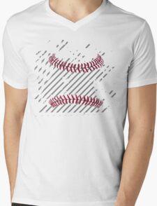 Laces Mens V-Neck T-Shirt
