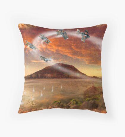 Viper Squadron Throw Pillow