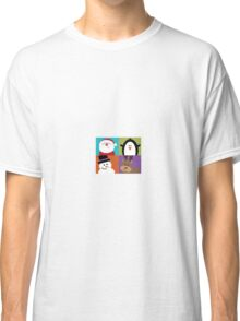 Christmas Friends Classic T-Shirt