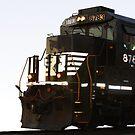 Evening Train by Tony Wilder