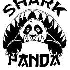SharkPanda Logo by ichiseo