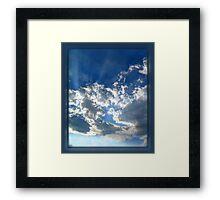 ©HCS Here Comes The Sun Framed Print