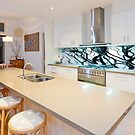 kitchen splash back series by Martin Dingli