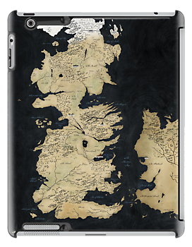 A Game of Thrones iMap by chester92