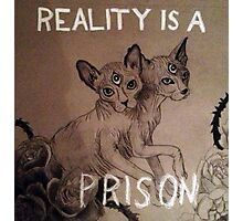 Reality is a Prison Photographic Print
