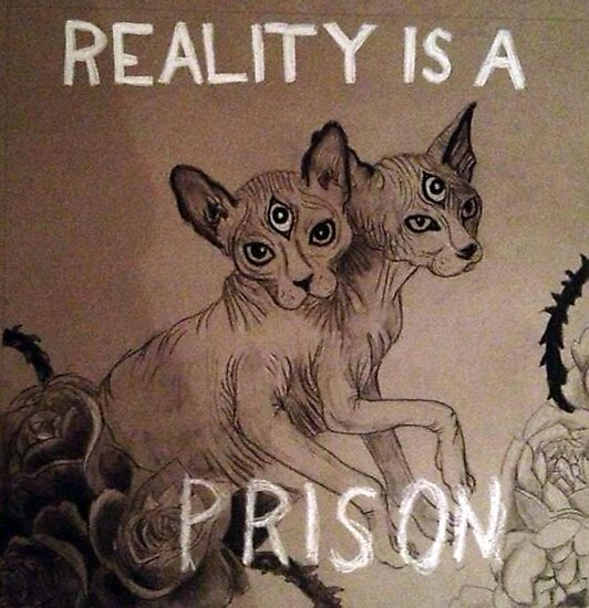 Reality is a Prison by zombieminds
