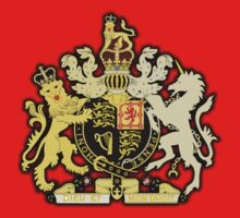 British Coat of Arms by cadellin