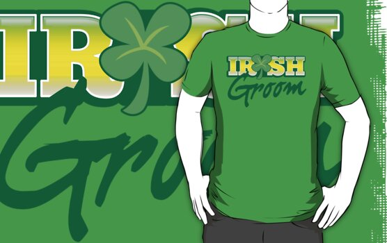Irish GROOM St Patricks Day Ireland wedding  by jazzydevil