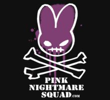 Nightmare Lapin Spray Version - by Pink Nightmare Squad by DiscordiaMerch