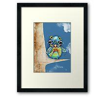 Tallulah Sunshine Framed Print