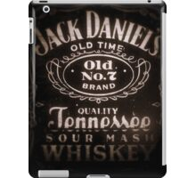 Vintage JD Sign Ipad Case iPad Case/Skin