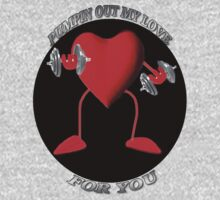 PUMPIN OUT MY LUV 4 U TEE SHIRT by ✿✿ Bonita ✿✿ ђєℓℓσ