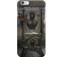 Besse, Pere Lachaise Cemetery iPhone Case/Skin