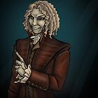 Once Upon A Time - Rumpelstiltskin by CatAstrophe