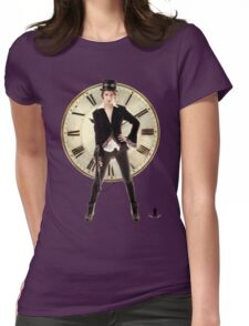 Steam Punk Jess Womens Fitted T-Shirt