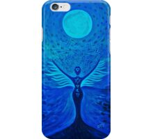 Moon Woman iPhone Case/Skin