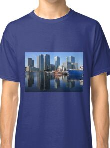 A true reflection of the Docklands Classic T-Shirt
