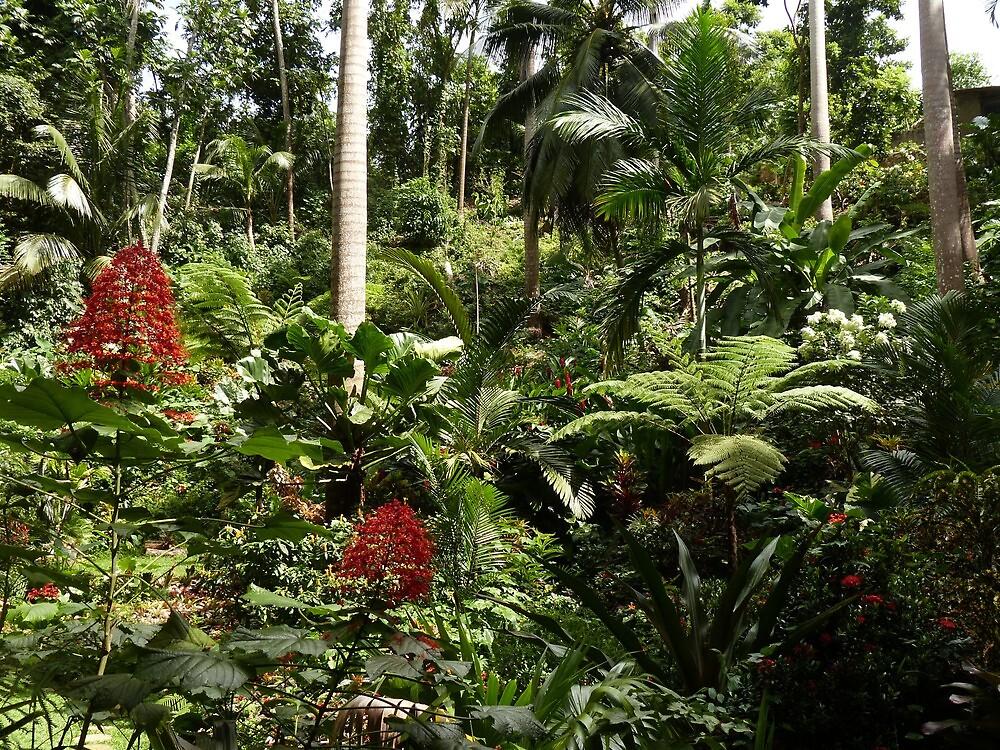 the garden of Eden by supergold