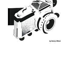 Studio Class Abstract Camera by AstroNance