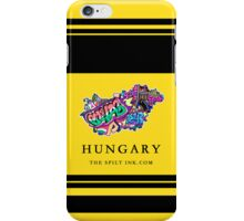 HUNGARY iPhone Case/Skin