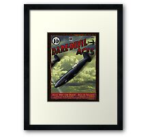 Dare-Devil Aces circa 1938 Framed Print