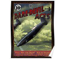 Dare-Devil Aces circa 1938 Poster